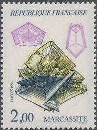 France 1986 Minerals