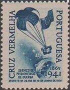 Portugal 1941 - Red Cross - Cinderellas Cinderella d.jpg