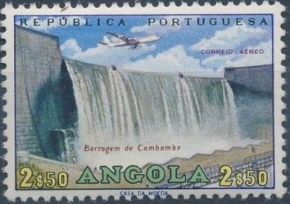 Angola 1965 Various Works and Airplane b.jpg