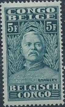 Belgian Congo 1928 Sir Henry Morton Stanley m.jpg