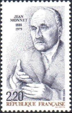 France 1988 Jean Monnet