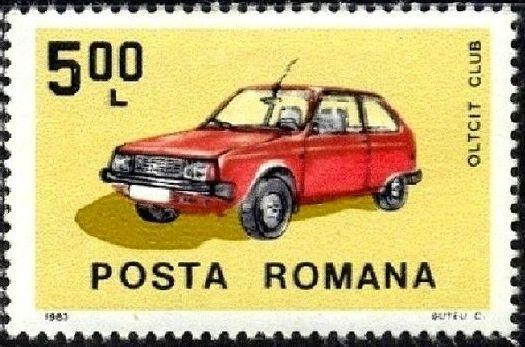 Romania 1983 Romanian Cars f.jpg