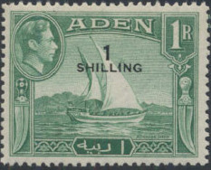 Aden 1951 King George VI Pictorials with New Values h.jpg