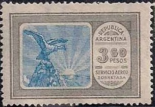 Argentina 1928 Air Post Stamps s.jpg
