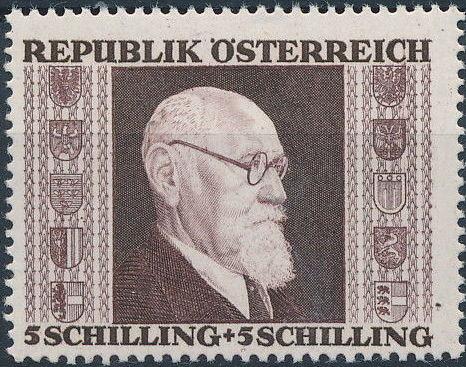 Austria 1946 President Karl Renner d.jpg