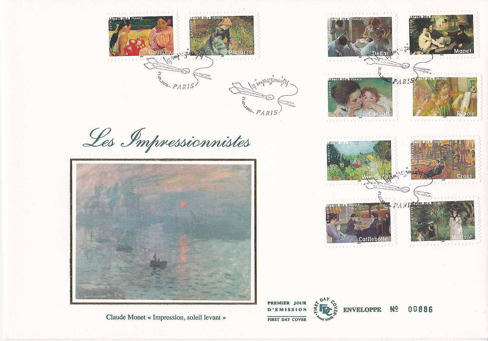 France 2006 The Impressionist Painters