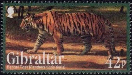 Gibraltar 2011 Endangered Animals f.jpg