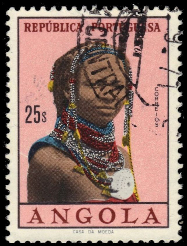 Angola 1961 Native Women from Angola o.jpg