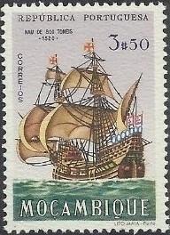 Mozambique 1963 Development of Sailing Ships i.jpg