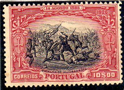 Portugal 1926 1st Independence Issue u.jpg