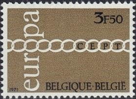 Belgium 1971 Europa a.jpg