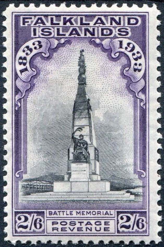 Falkland Islands 1933 100th Anniversary of British Administration i.jpg