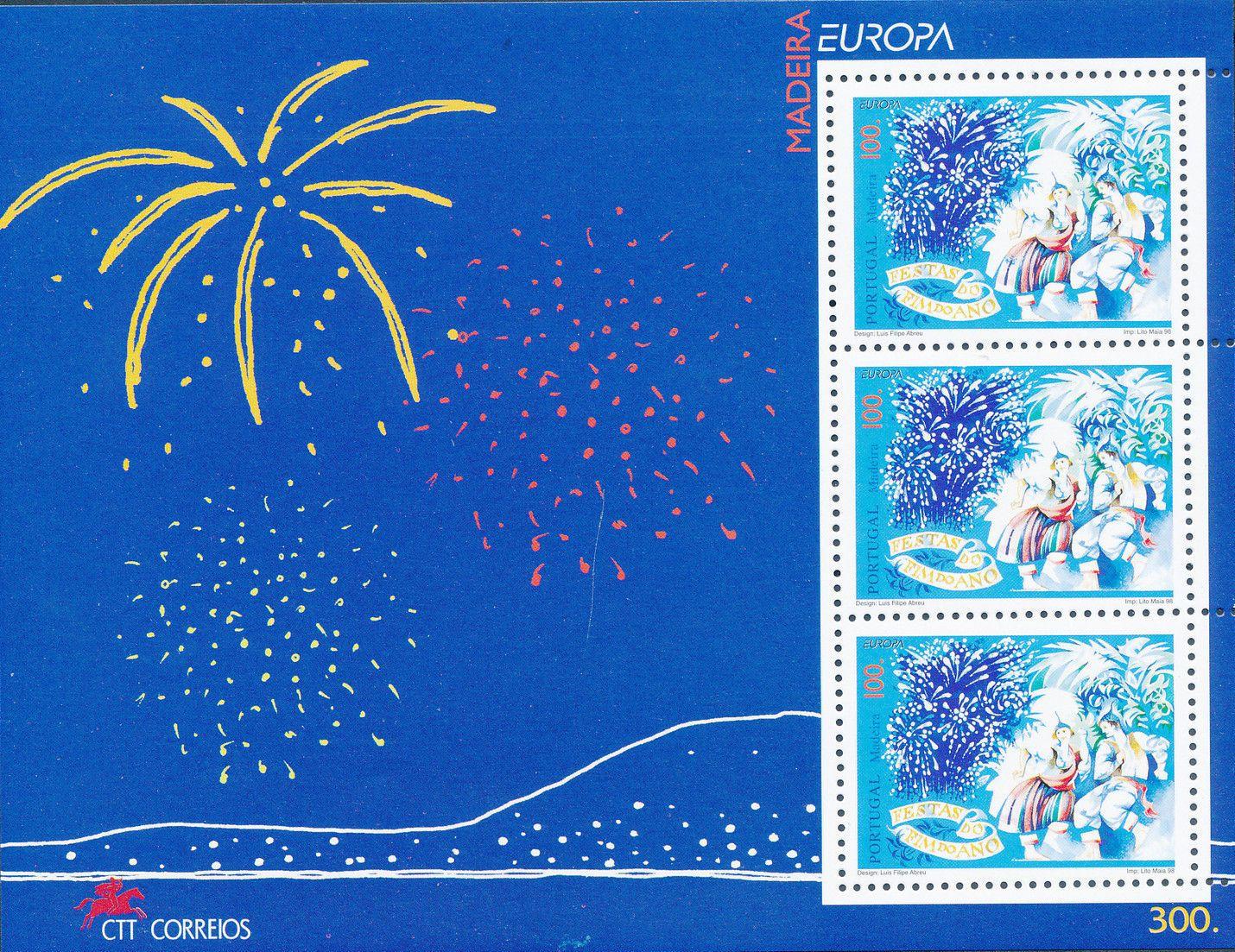 Madeira 1998 Europa - Festivals
