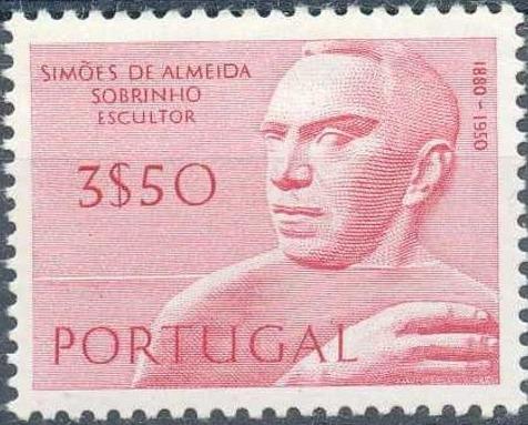 Portugal 1971 Portuguese Sculptors f.jpg