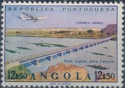 Angola 1965 Various Works and Airplane j.jpg