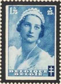 Belgium 1935 Queen Astrid Memorial Issue g.jpg