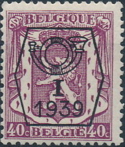 Belgium 1939 Coat of Arms - Precancel (1st Group) e.jpg