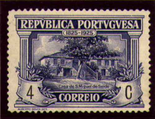 Portugal 1925 Birth Centenary of Camilo Castelo Branco c.jpg