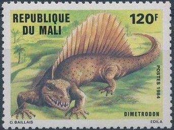 Mali 1984 Prehistoric Animals d.jpg