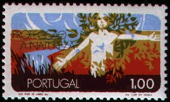 Portugal 1971 Protection of Nature