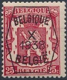 Belgium 1938 Coat of Arms - Precancel (10th Group) c.jpg