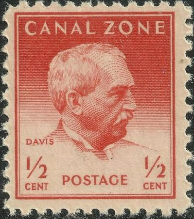 Canal Zone 1948 Famous People