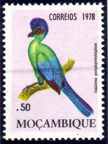 Mozambique 1978 Birds