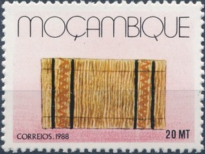 Mozambique 1988 Basketry - Local Crafts