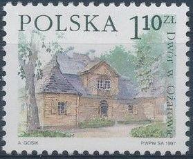 Poland 1997 Polish Manor Houses (2nd Group)