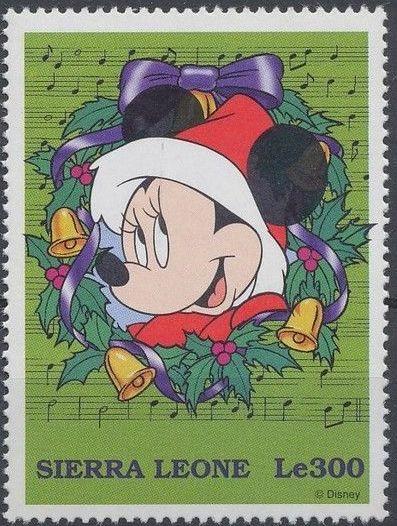 Sierra Leone 1997 Disney Christmas Stamps d.jpg