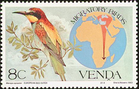 Venda 1983 Migratory Birds