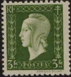 France 1945 Marianne de Dulac (2nd Issue) l.jpg