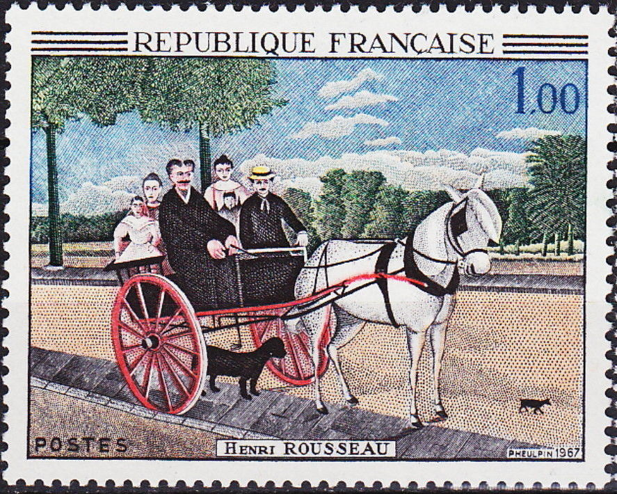 France 1967 French Art (1967-1)
