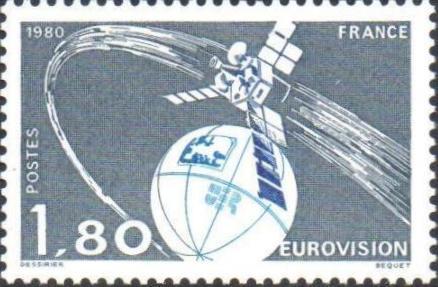 France 1980 Eurovision