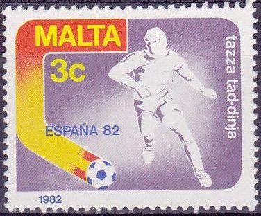 Malta 1982 F.I.F.A. World Cup - Spain
