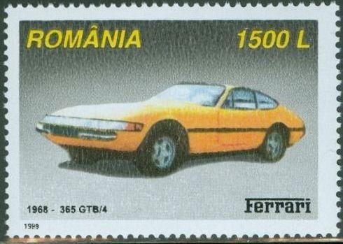 Romania 1999 Ferrari Cars