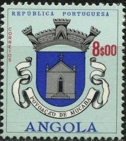 Angola 1963 Coat of Arms - (2nd Serie) o.jpg