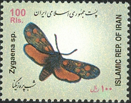 Iran 2003 Butterflies