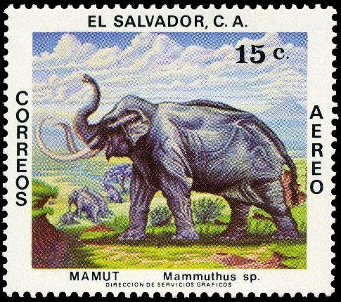 El Salvador 1979 Prehistoric Animals d.jpg
