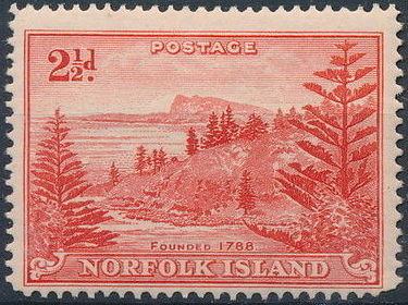 Norfolk Island 1947 Ball Bay - Definitives e.jpg