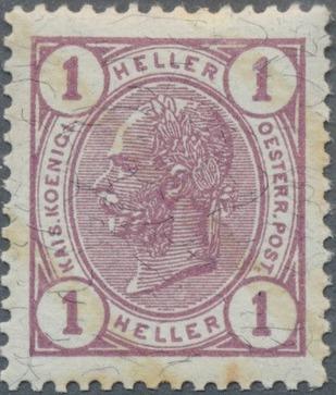 Austria 1904 Emperor Franz Joseph