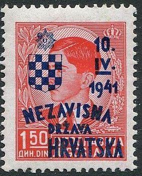 Croatia 1941 Anniversary of Independence d.jpg