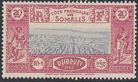 French Somali Coast 1938 Definitives v.jpg