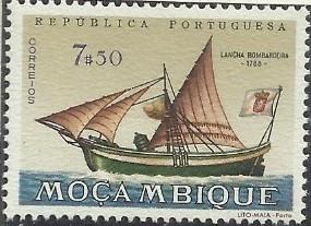 Mozambique 1963 Development of Sailing Ships n.jpg