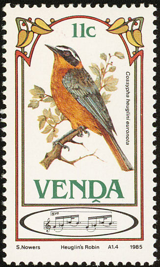 Venda 1985 Songbirds