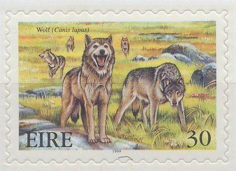 Ireland 1999 Extinct Irish Animals h.jpg