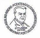 Portugal 1985 1st Centenary of the birth of Aquilino Ribeiro PMa
