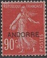 "Andorra-French 1931 Type ""Semeuse"" of France Overprinted ""ANDORRE"" j.jpg"