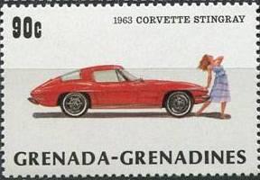 Grenada Grenadines 1983 The 75th Anniversary of Ford T f.jpg