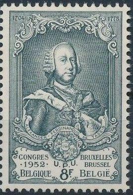 Belgium 1952 World Post Congress i.jpg